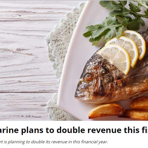 Gadre Marine plans to double revenue this fiscal (Jul 15, 2016) View Online