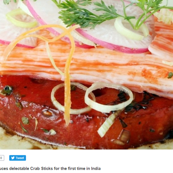 Crab Sticks by Gadre (May 2, 2016) View Online