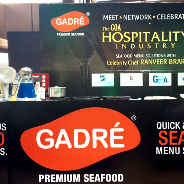 Gadre Marine forays in processed sea food market (Sep 5, 2016) View Online