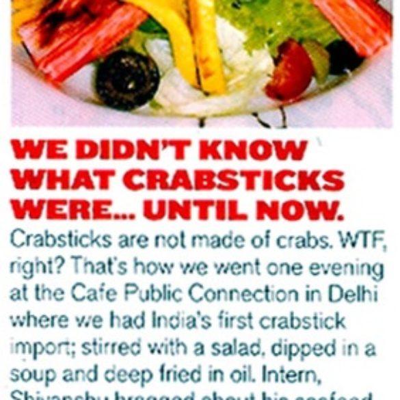 We didn We didn't know what Creabsticks were … Until Now (Apr 7, 2016)