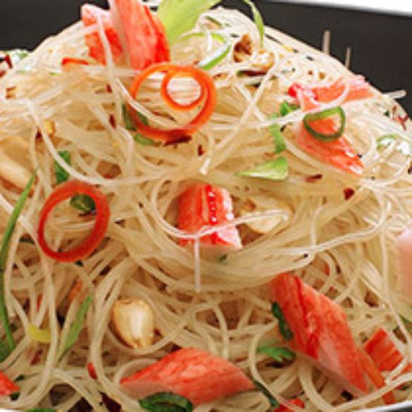 Crab Stick Noodles