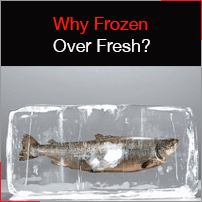 Why frozen is better than fresh