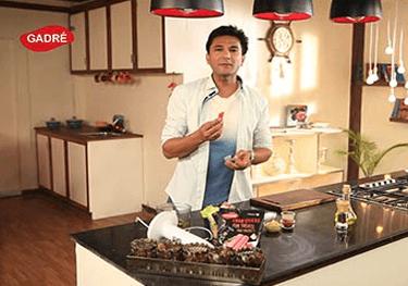Seafood videos by master chef gadre marine gadre webisode walnut crab sandwich spread by michelin starred chef vikas khanna forumfinder Choice Image