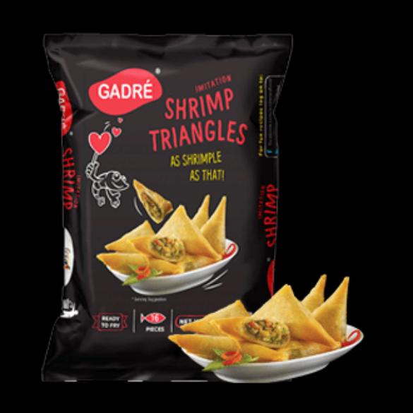 Shrimp Triangles